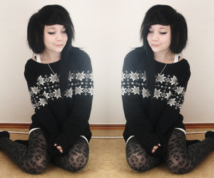 girl, cute, and alternative image