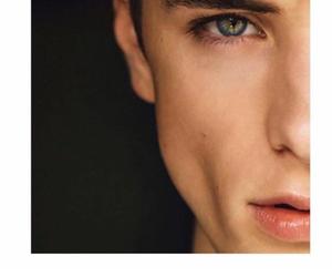 boys, green, and eye image