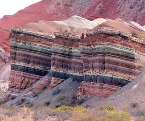 pink, argentina, and landscape image