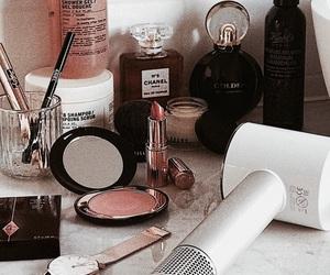 makeup and perfume image