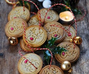 christmas, gingerbread, and tree image