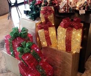 christmas, eve, and gift image