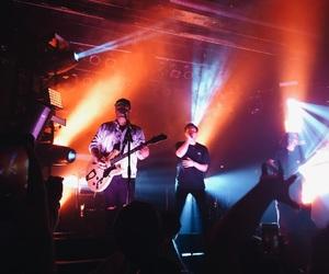 allen, concert, and LUke image