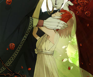 anime, mahoutsukai no yome, and the ancient magus bride image