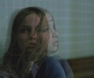 grunge, sad, and Christiane F image