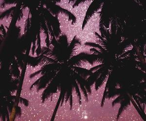 palms, stars, and lockscreen image
