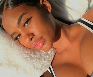 melanin, beauty, and black image