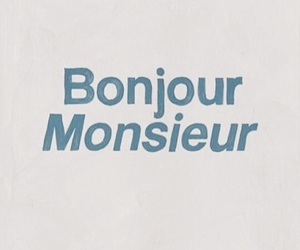 france, french, and bonjour image
