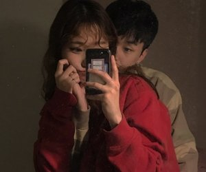 couple, tumblr, and ulzzang image