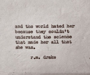 quotes, Drake, and poem image