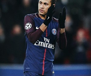 football, neymar, and psg image