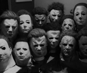 michael myers, Halloween, and mask image