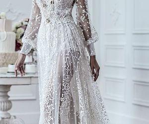dresses and wedding image
