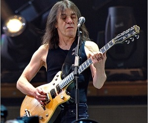 hard rock, malcolm young, and ac dc image