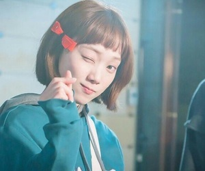 lee sung kyung and kim bok joo image
