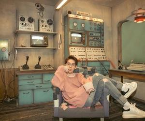block b, park kyung, and kpop image