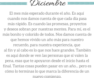 december, quote, and frase image