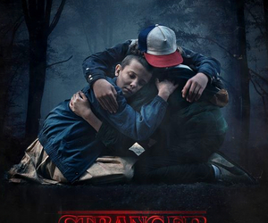 series and stranger things image