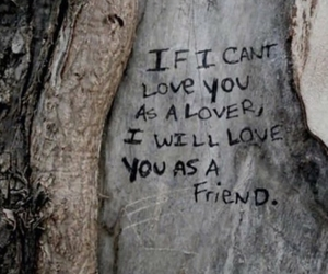 deep, friend, and lover image