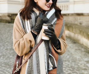 clothes, style, and coat image