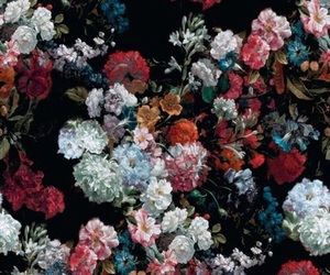 colors, flores, and flowers image