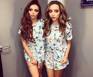 jade thirlwall, jesy nelson, and little mix image