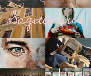 Sagittarius, sign, and wallpaper image