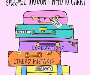baggage and quotes image