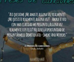 amor, cancion, and demi lovato image