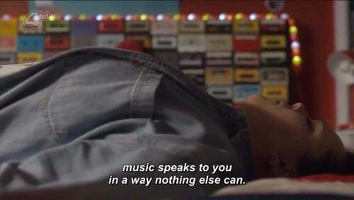 music, quotes, and grunge image
