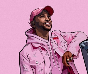 pink, big sean, and awesome image