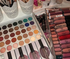 beauty, mac cosmetics, and makeup collection image