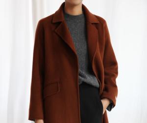 coat and fashion image