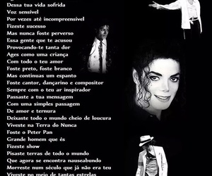 king of pop, michael jackson, and rei do pop image