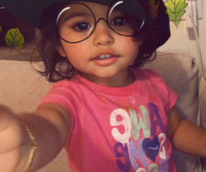 adorable, Elle, and snapchat filter image