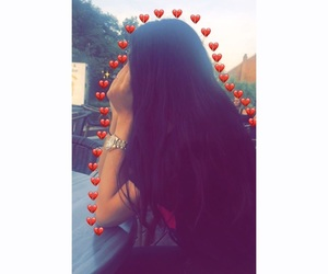 girl and رمزيات بنات image