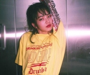 asian, japan, and nana komatsu image