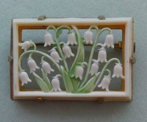 brooch, jewelry, and pin image