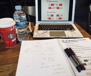 christmas, college, and physics image