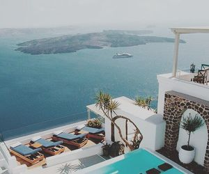 summer, travel, and Greece image