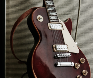 electric, gibson, and music image