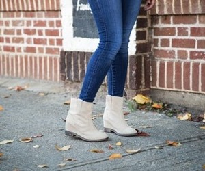 boots, fashion, and winter boots image