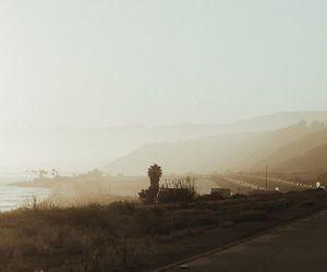 cali, landscape, and sunset image
