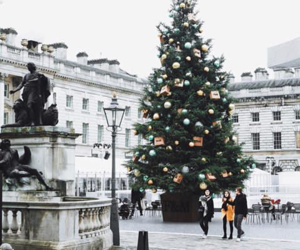 winter, christmas, and holidays image
