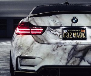 bmw, car, and marble image