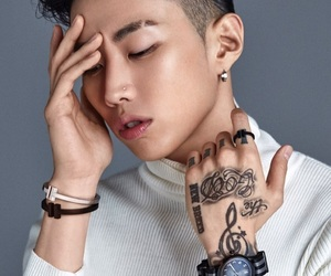 jay park, kpop, and rapper image