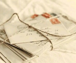 beautiful, letters, and vintage image