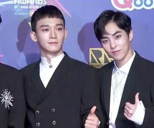 Chen, minseok, and exo image
