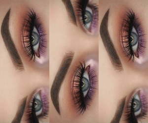 cosmetic, eyeliner, and lip image