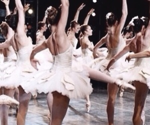 dance, theme, and ballet image